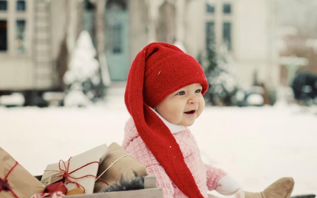 Julehefte fra Gustav og Berta