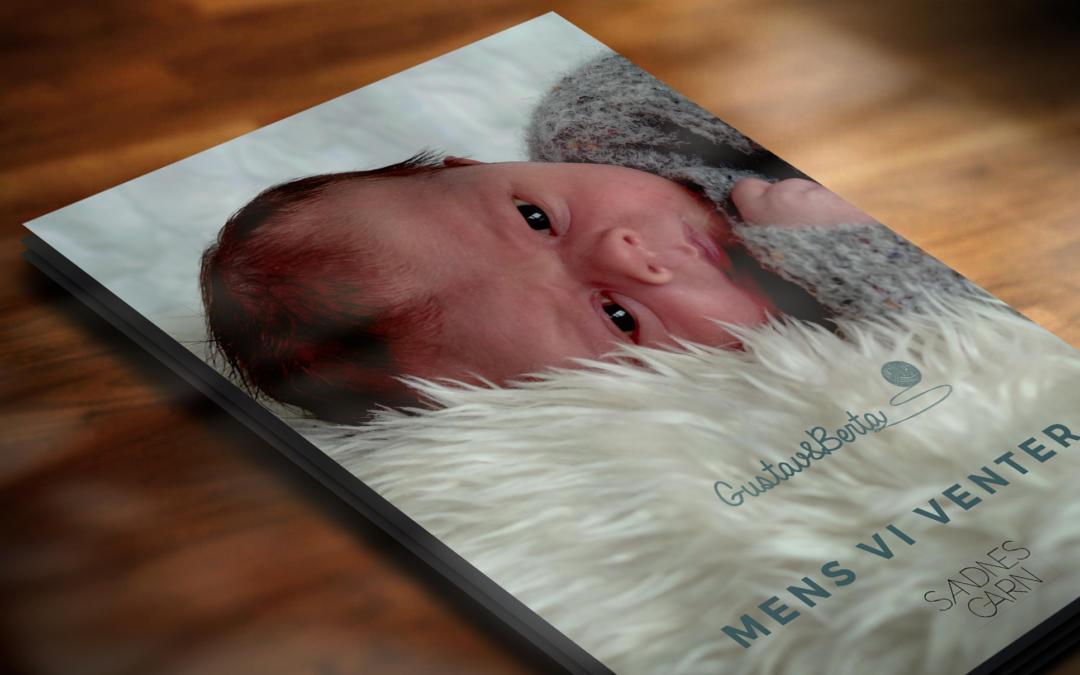 Babyoppskrifter i nytt hefte fra Gustav&Berta