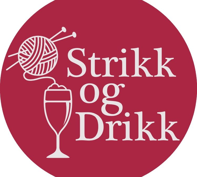Strikk og drikk helg i Stavanger