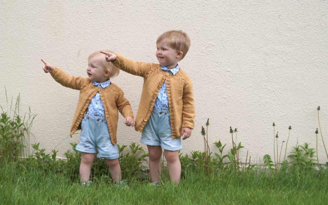 Vårsol jakke