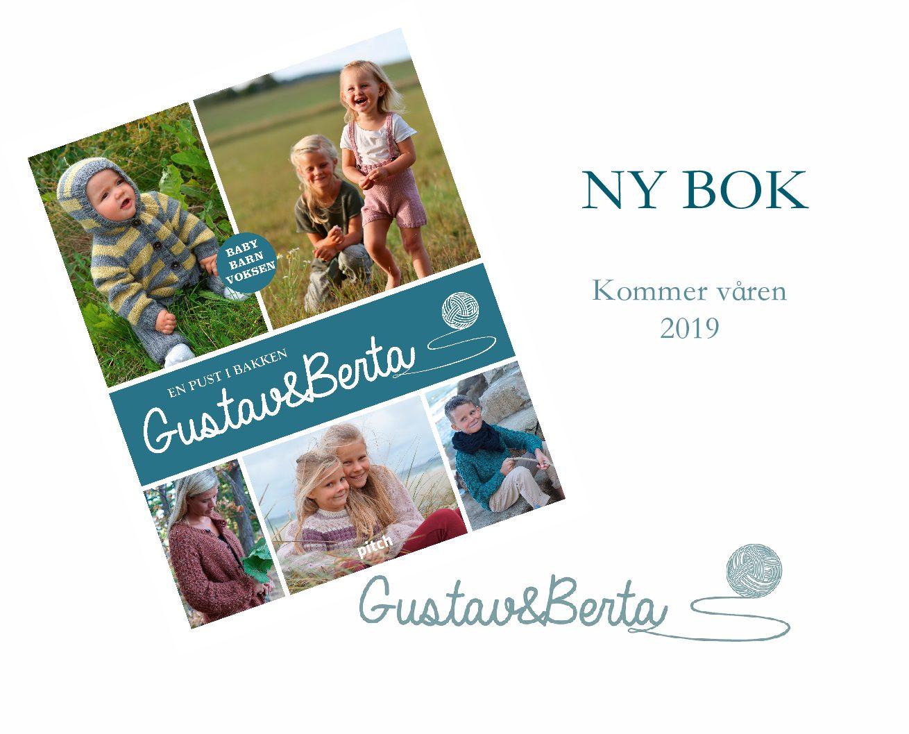 En pust i bakken med Gustav&Berta