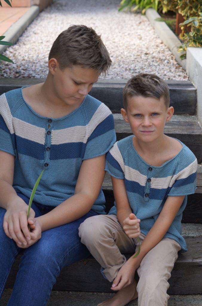 Far -og sønn trøye