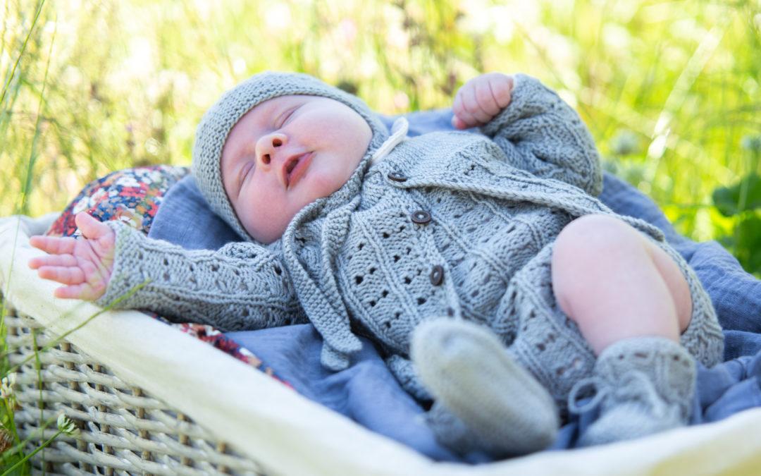 Knøttesett fra nyfødt og opp til 5 år